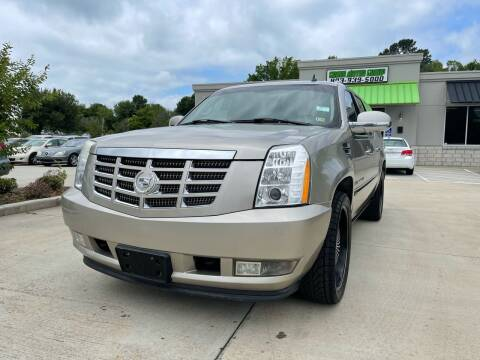 2008 Cadillac Escalade ESV for sale at Cross Motor Group in Rock Hill SC