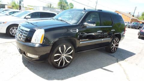 2007 Cadillac Escalade for sale at Unlimited Auto Sales in Upper Marlboro MD