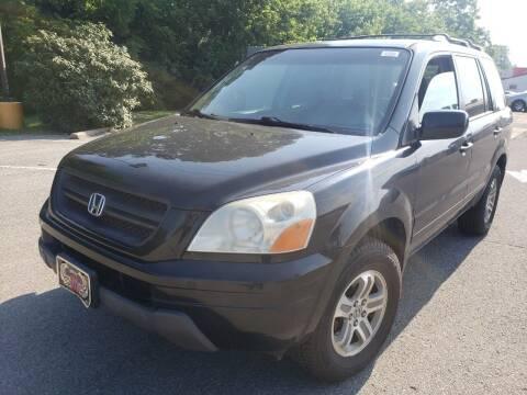 2003 Honda Pilot for sale at speedy auto sales in Indianapolis IN