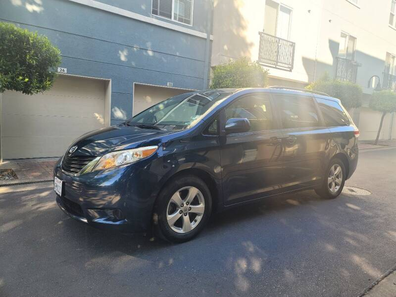2011 Toyota Sienna for sale at Bay Auto Exchange in San Jose CA