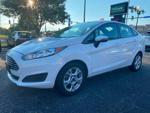 2014 Ford Fiesta for sale at DC Motorcars in Springfield VA