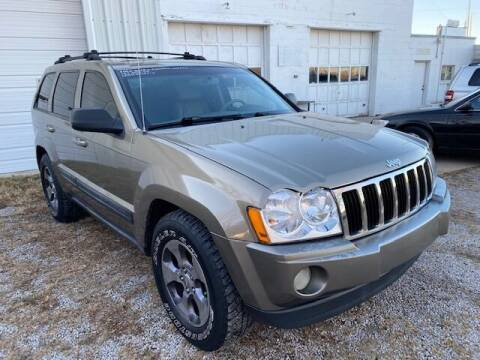 2006 Jeep Grand Cherokee for sale at Car Solutions llc in Augusta KS