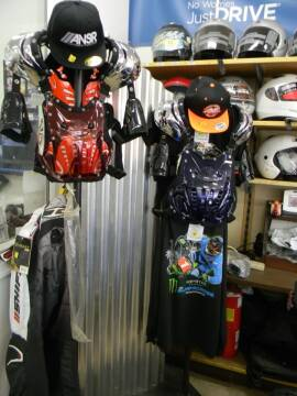 2021 Chest Protectors & Hats  Many to Choose From for sale at A C Auto Sales in Elkton MD