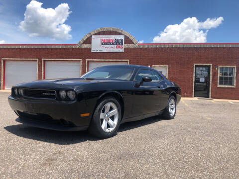 2014 Dodge Challenger for sale at Family Auto Finance OKC LLC in Oklahoma City OK