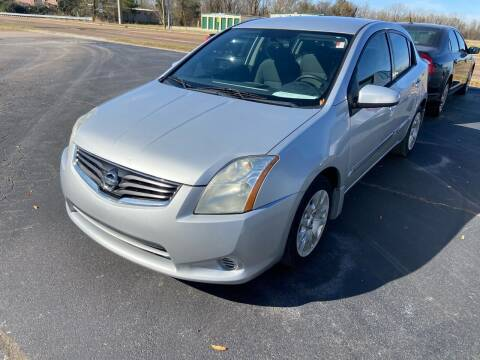2011 Nissan Sentra for sale at Sartins Auto Sales in Dyersburg TN