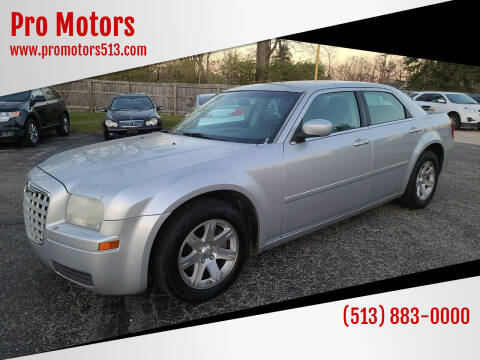 2007 Chrysler 300 for sale at Pro Motors in Fairfield OH