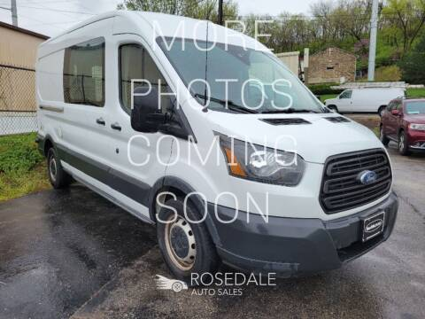 2016 Ford Transit Cargo for sale at Rosedale Auto Sales Incorporated in Kansas City KS
