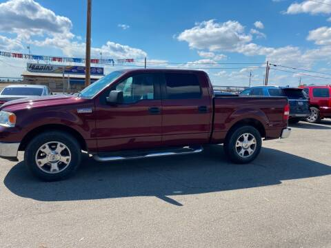 2005 Ford F-150 for sale at First Choice Auto Sales in Bakersfield CA