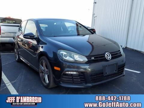2012 Volkswagen Golf R for sale at Jeff D'Ambrosio Auto Group in Downingtown PA