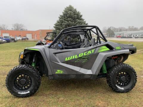 2018 Arctic Cat Wildcat XX for sale at Road Track and Trail in Big Bend WI