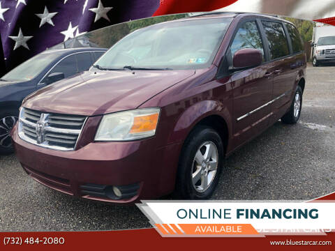 2009 Dodge Grand Caravan for sale at Blue Star Cars in Jamesburg NJ