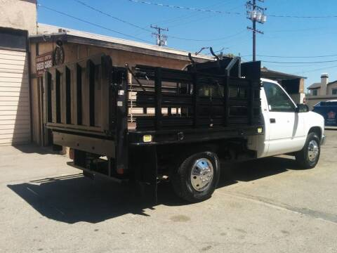 1995 Chevrolet C/K 3500 Series for sale at Vehicle Center in Rosemead CA