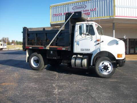 2001 International Dump Truck for sale at Classics Truck and Equipment Sales in Cadiz KY