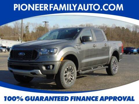2020 Ford Ranger for sale at Pioneer Family auto in Marietta OH