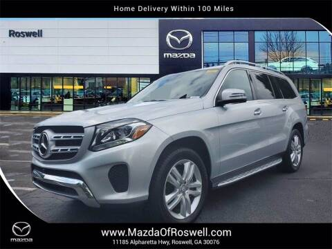 2017 Mercedes-Benz GLS for sale at Mazda Of Roswell in Roswell GA