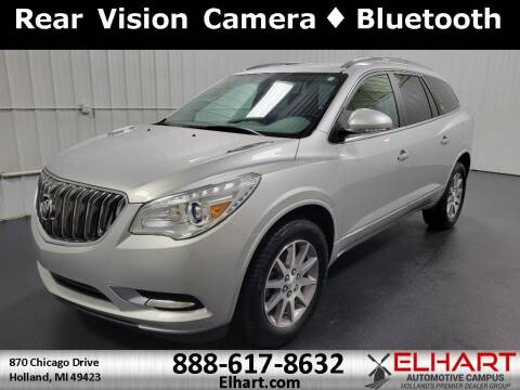 2017 Buick Enclave for sale at Elhart Automotive Campus in Holland MI