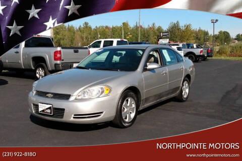 2008 Chevrolet Impala for sale at Northpointe Motors in Kalkaska MI