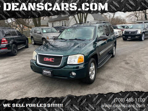2005 GMC Envoy XL for sale at DEANSCARS.COM in Bridgeview IL