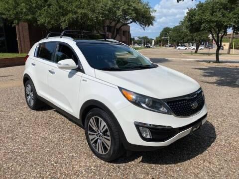 2015 Kia Sportage for sale at KAM Motor Sales in Dallas TX