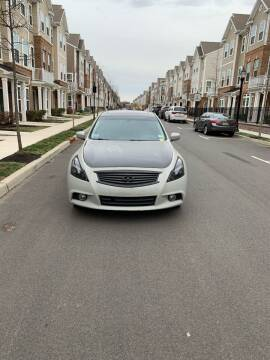 2011 Infiniti G37 Sedan for sale at Pak1 Trading LLC in South Hackensack NJ