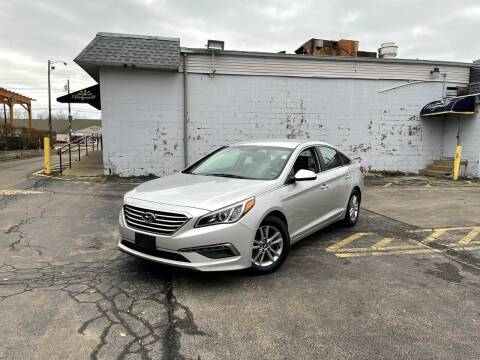 2015 Hyundai Sonata for sale at Santa Motors Inc in Rochester NY