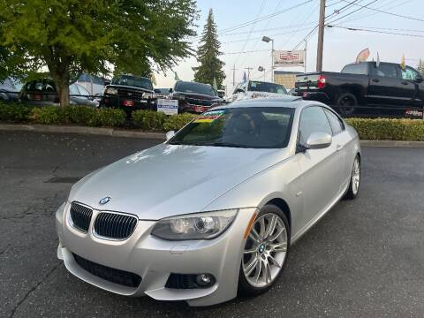 2012 BMW 3 Series for sale at Real Deal Cars in Everett WA
