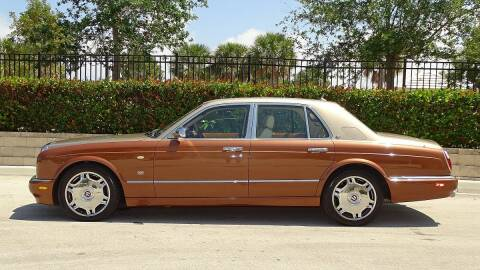 2006 Bentley Arnage for sale at Premier Luxury Cars in Oakland Park FL