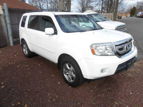 2011 Honda Pilot for sale at MARANO MOTORS INC in Sewaren NJ