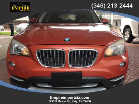 2014 BMW X1 for sale at EMPIREIMPORTSTX.COM in Katy TX