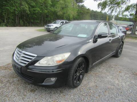 2009 Hyundai Genesis for sale at Bullet Motors Charleston Area in Summerville SC