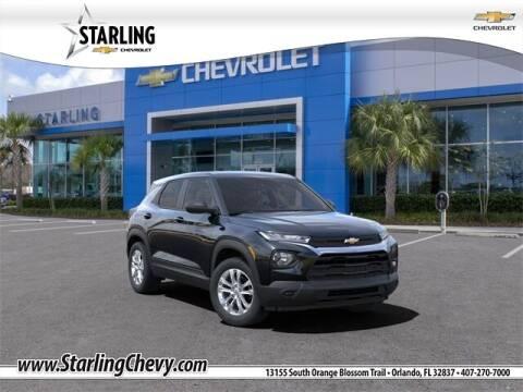 2021 Chevrolet TrailBlazer for sale at Pedro @ Starling Chevrolet in Orlando FL