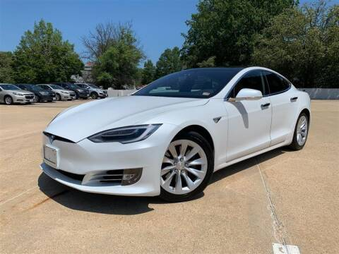2017 Tesla Model S for sale at Crown Auto Group in Falls Church VA