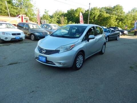 2014 Nissan Versa Note for sale at East Coast Auto Trader in Wantage NJ