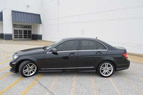 2013 Mercedes-Benz C-Class for sale at TKP Auto Sales in Eastlake OH