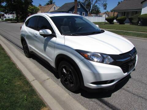 2017 Honda HR-V for sale at First Choice Automobile in Uniondale NY