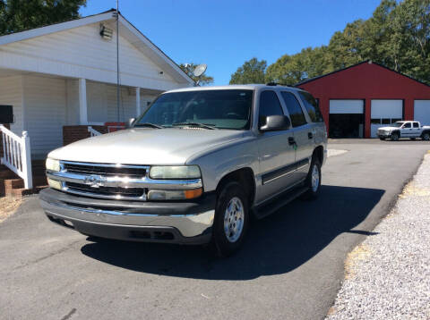 2004 Chevrolet Tahoe for sale at Ace Auto Sales - $1500 DOWN PAYMENTS in Fyffe AL