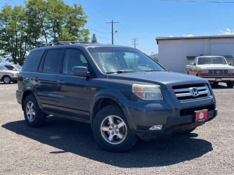 2006 Honda Pilot for sale at The Other Guys Auto Sales in Island City OR