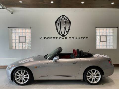 2005 Honda S2000 for sale at Midwest Car Connect in Villa Park IL