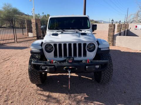 2018 Jeep Wrangler Unlimited for sale at AZ Classic Rides in Scottsdale AZ