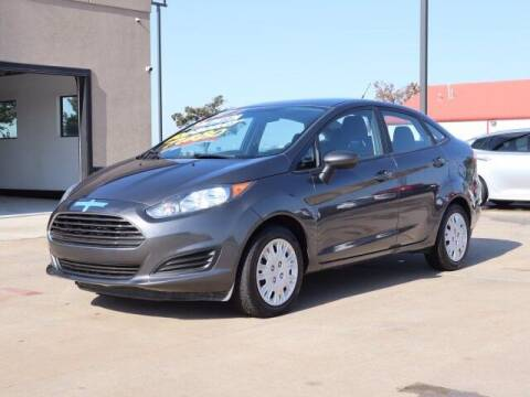 2017 Ford Fiesta for sale at Bryans Car Corner in Chickasha OK