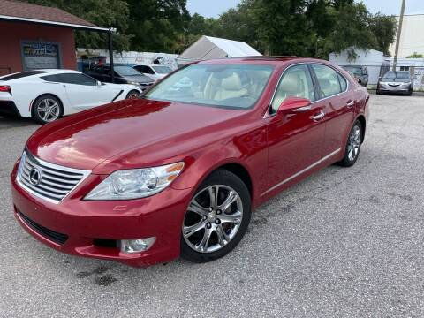2011 Lexus LS 460 for sale at CHECK AUTO, INC. in Tampa FL