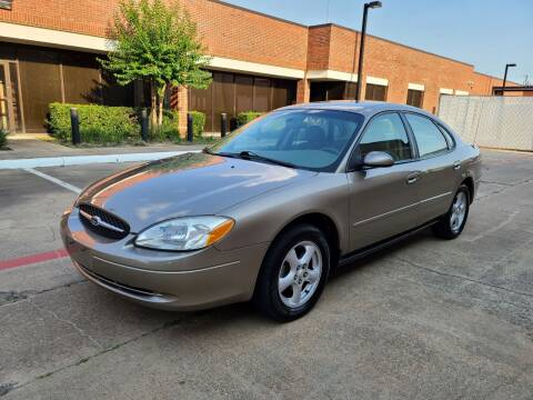 2003 Ford Taurus for sale at DFW Autohaus in Dallas TX