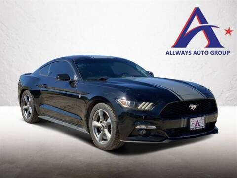 2016 Ford Mustang for sale at ATASCOSA CHRYSLER DODGE JEEP RAM in Pleasanton TX