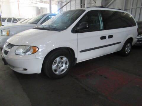 2003 Dodge Grand Caravan for sale at Autos by Jeff Tempe in Tempe AZ