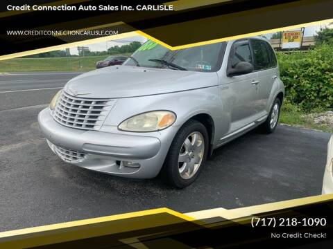 2005 Chrysler PT Cruiser for sale at Credit Connection Auto Sales Inc. CARLISLE in Carlisle PA
