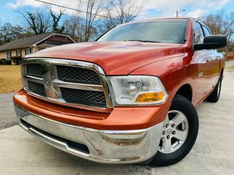 2009 Dodge Ram Pickup 1500 for sale at Cobb Luxury Cars in Marietta GA