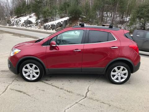 2015 Buick Encore for sale at MICHAEL MOTORS in Farmington ME