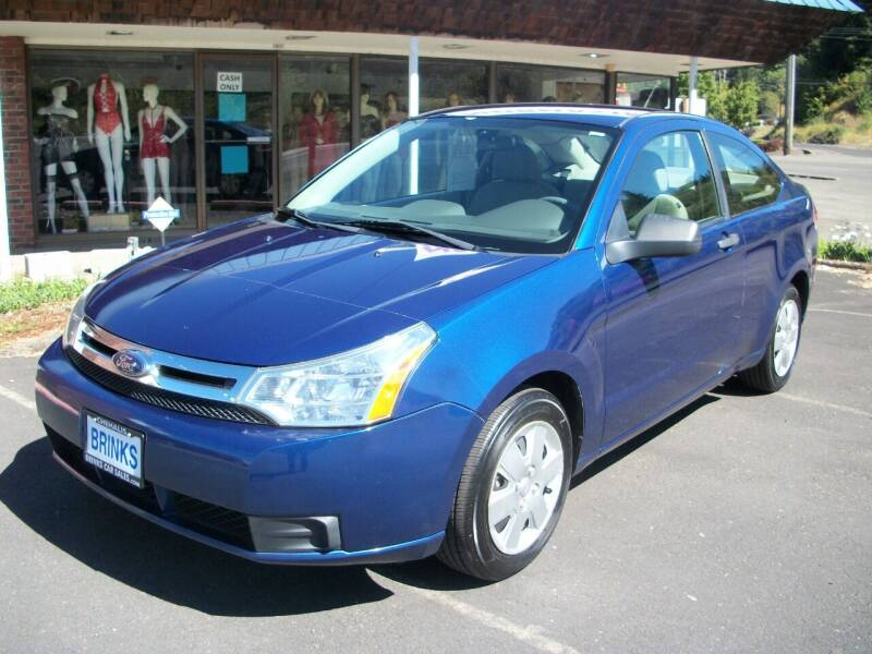 2008 Ford Focus S 2dr Coupe - Chehalis WA