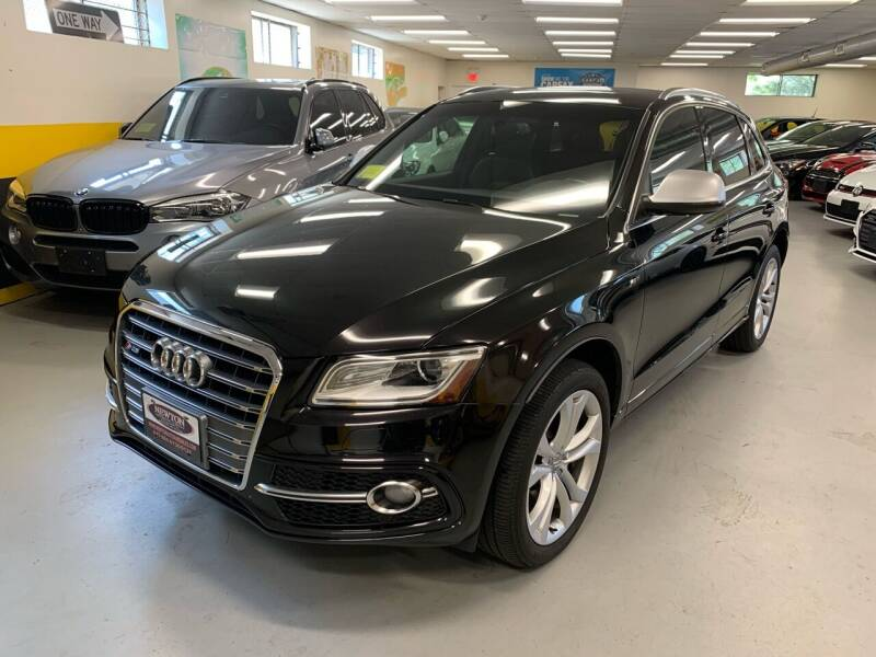 2014 Audi SQ5 for sale at Newton Automotive and Sales in Newton MA
