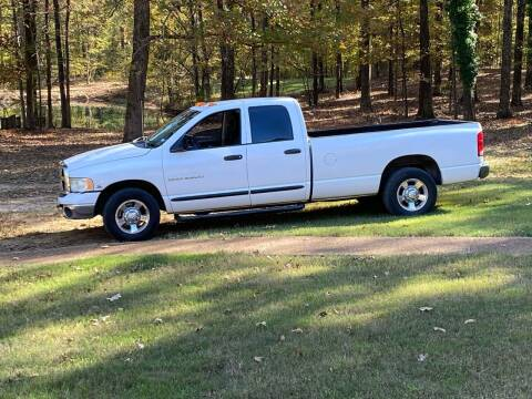 2005 Dodge Ram Pickup 3500 for sale at Rickman Motor Company in Somerville TN